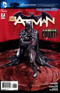 Batman #7 Nguyen Variant