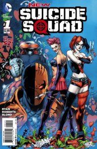 New Suicide Squad #1 Variant