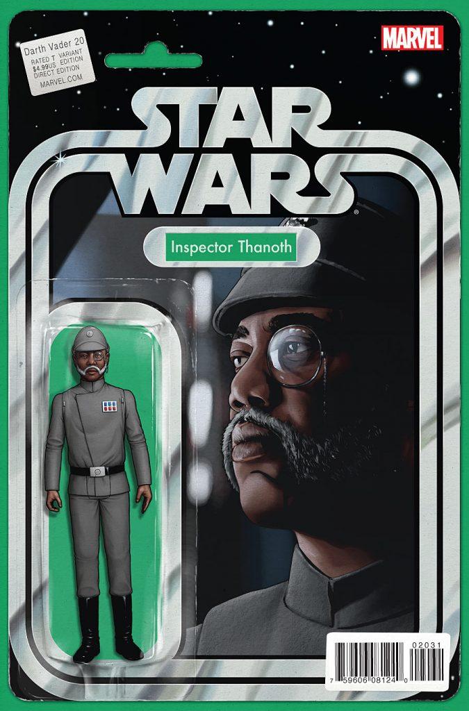 Darth Vader #20 Action Figure Variant