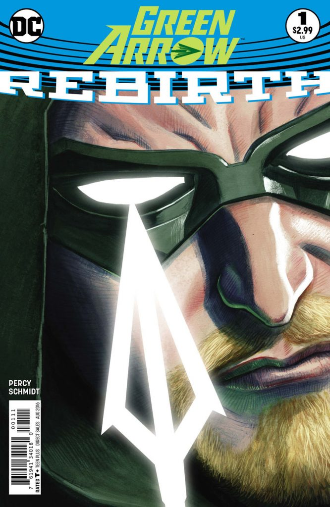 Green Arrow: Rebirth