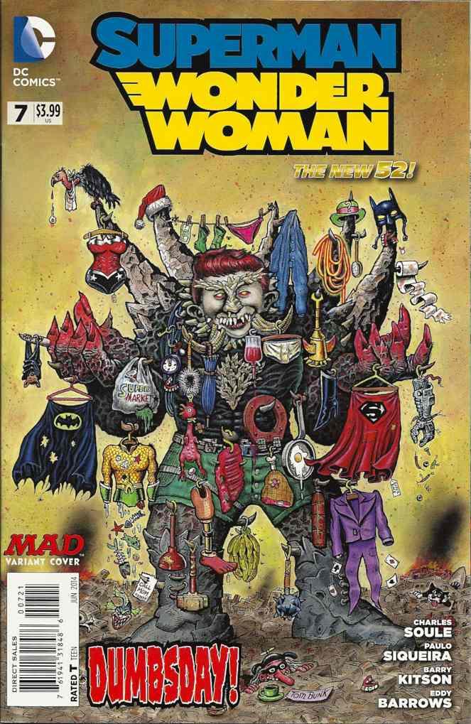Superman / Wonder Woman #7