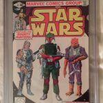 Star Wars #42 CGC 9.8
