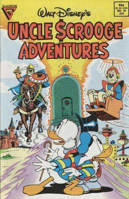 Uncle Scrooge Adventures #19