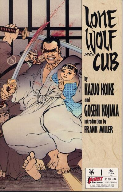 Lone Wolf and Cub #1