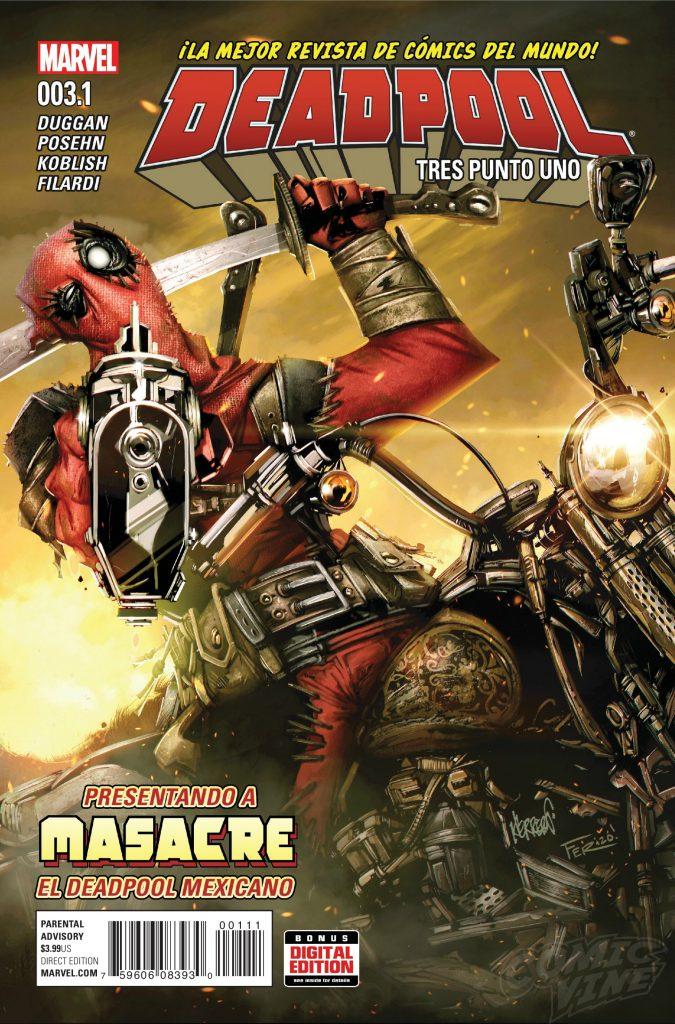 Deadpool #3.1