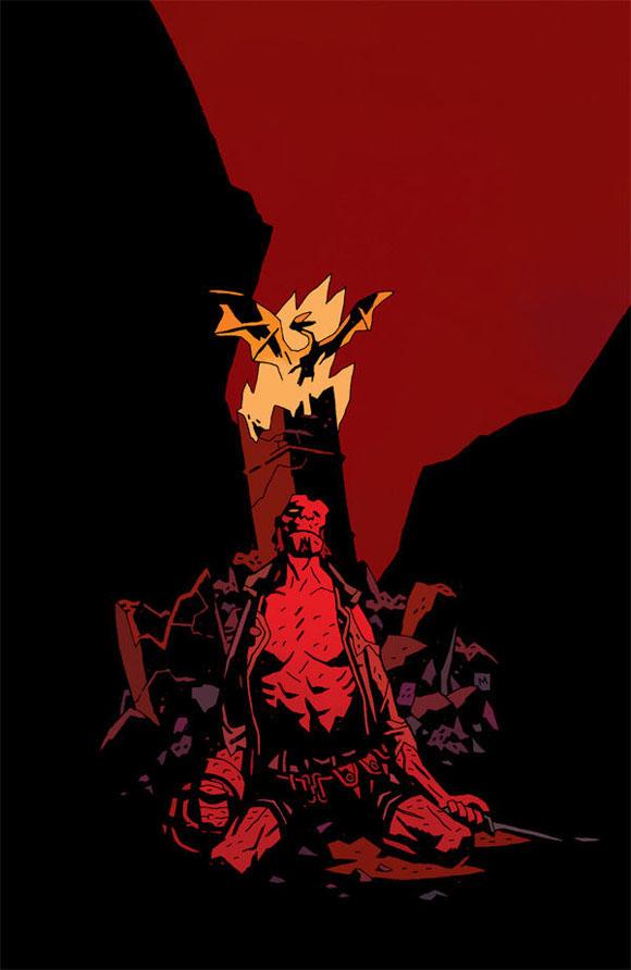 HellboyTheFury3Variant