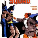 Bats meets the Wall, the Ray, Steel, Uriel & Cotati