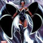 X-Men Worlds Apart #1 – J Scott Campbell – December 2008