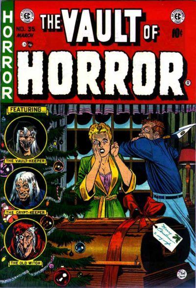 Vault of Horror #35