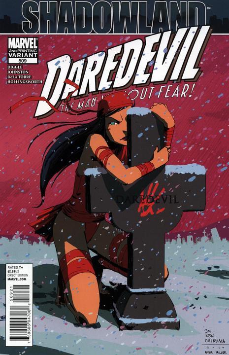 Daredevil #509