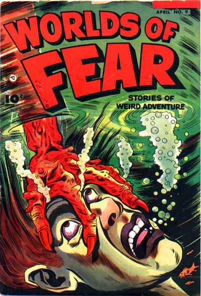 Worlds of Fear #9