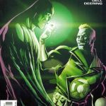 Green Lantern Emerald Warriors #13 Pete Woods Variant – April 2011