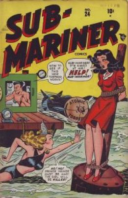 SUB MARINER #24