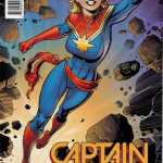 Captain Marvel #3 – 1:25 Art Adams Variant – July 2014