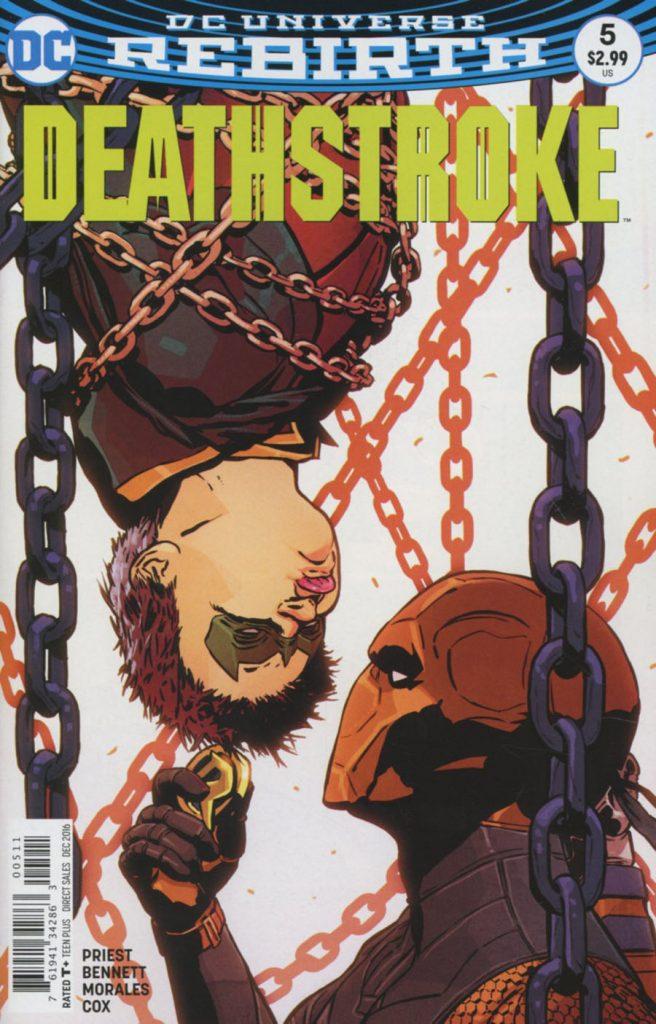 Deathstroke #5