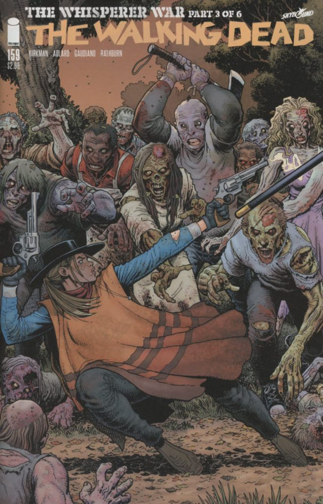 Walking Dead #159