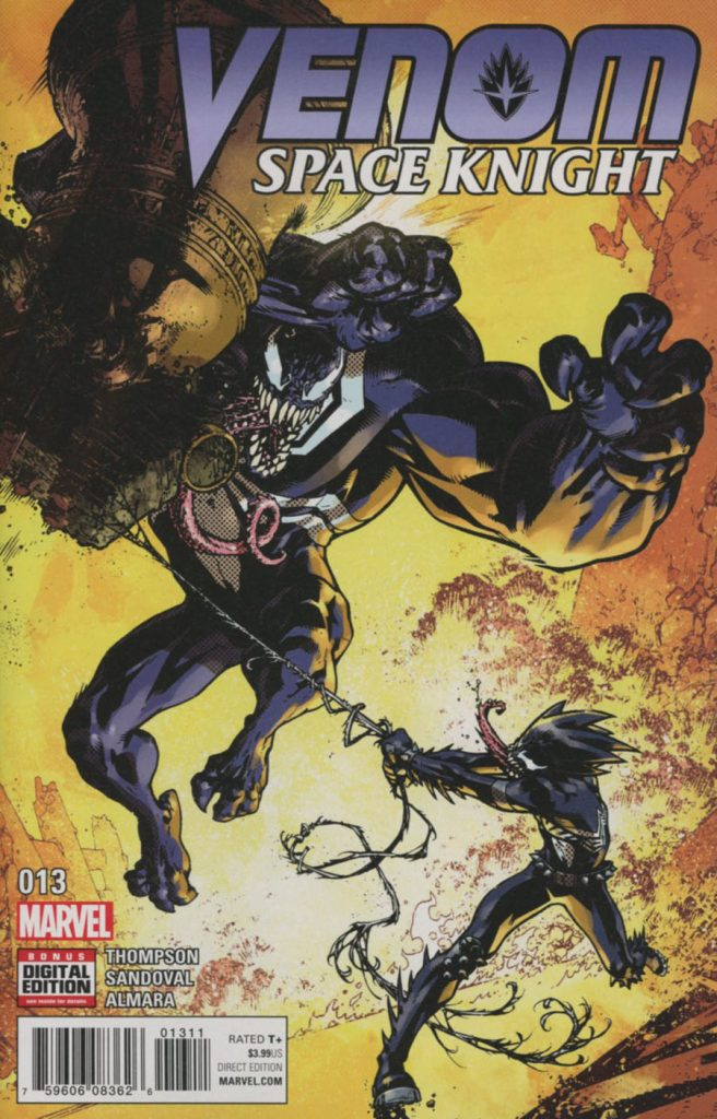 Venom Space Knight #13