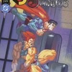 Superman Thundercats #1 Ed McGuinness Cover – January 2004