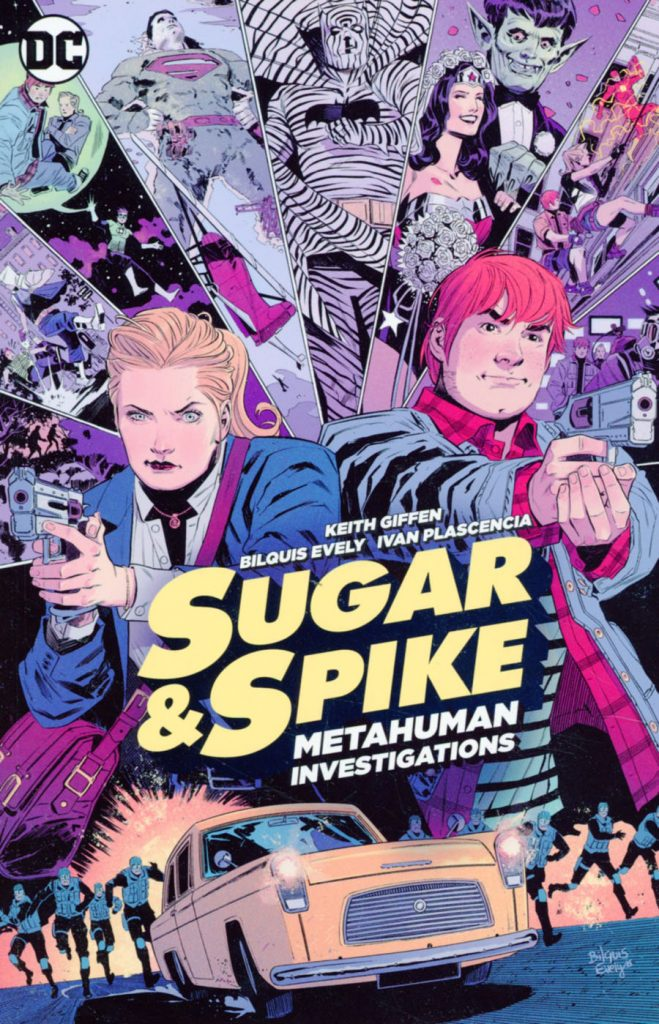 Sugar & Spike: Metahuman Investigations