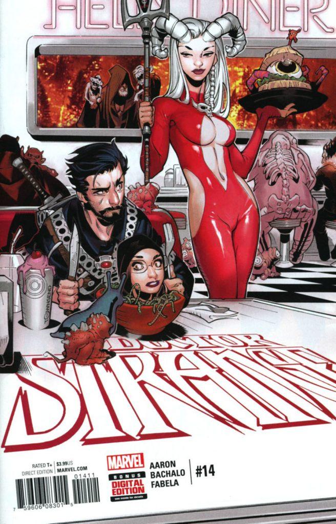 Doctor Strange #14