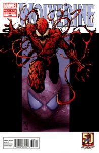 Wolverine #308 Carnage Variant
