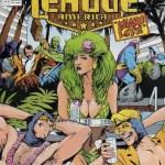Justice League America #34 – Adam Hughes – January 1990