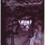 The Crow #1 – April 1999 – Todd McFarlane 1:10 Variant
