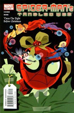 Spider-Man's Tangled Web 21