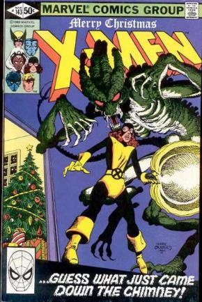 Uncanny X-Men 143