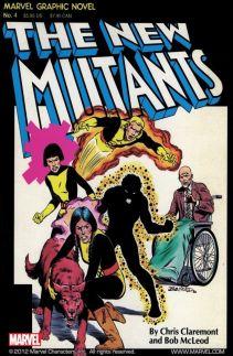 marvel graphic novel 4