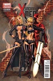 Uncanny X-Men Vol. 3 #19B 1:50