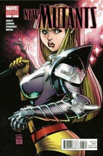 New Mutants Vol.3 #25C 1:25