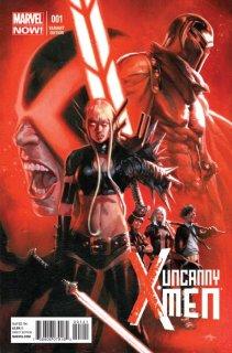 Uncanny X-Men Vol. 3 #1E 1:50