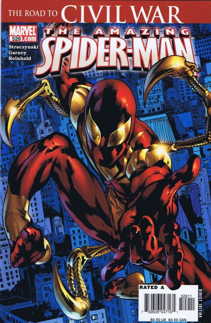 spiderman 529 direct