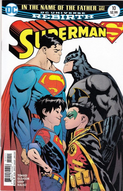 superman 10 direct