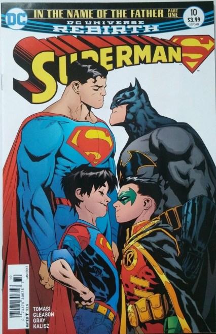 superman 10 newsstand