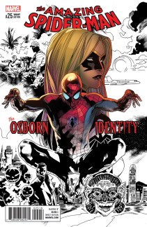 Amazing Spiderman 25