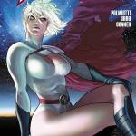 Power Girl #5 1:10 Variant by Guillem March
