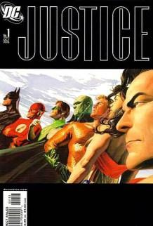 Justice #1 3rd Print