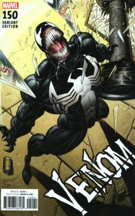 Venom #150 Mark Bagley 1:1000 Variant