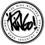 Mike Wieringo Comic Book Industry Awards aka The Ringo Awards
