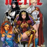 Win Joe Benitez Metal #1 Variant Set (and more!!!)