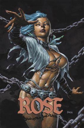 Rose #6 Finch Variant