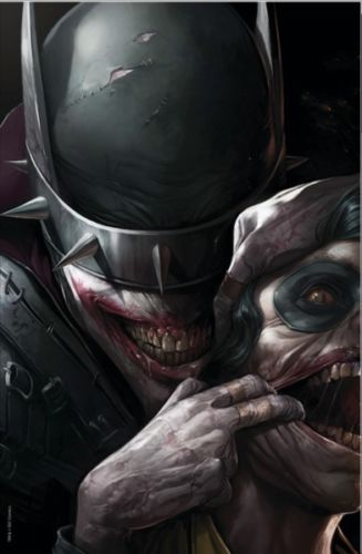 TEEN TITANS #12 2ND PTG DARK METAL BATMAN WHO LAUGHS 1st APPEARANCE COMIC BOOK 1