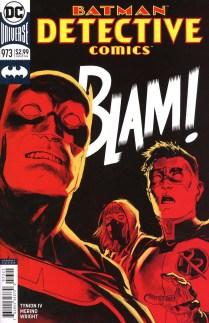 Detective Comics Vol 2 #973 Cover B Variant Rafael Albuquerque Cover