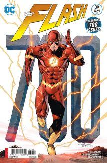 Flash Vol 5 #39 Cover B Variant Tony S Daniel Flash 700 Cover