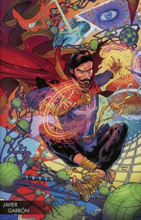 Doctor Strange Damnation #1 Cover G Incentive Javier Garron Young Guns Variant