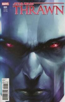 Star Wars Thrawn #1 Cover D Incentive Francesco Mattina Variant Cover