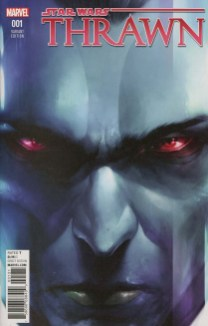 Star Wars Thrawn #1 Cover D Incentive Francesco Mattina Variant Cover