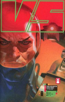 VS #1 Cover A Regular Esad Ribic Cover